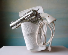 Pistol Hairdryer