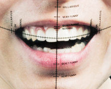 Smile detection, commonly used in digital cameras