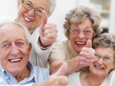 Freedom for the Elderly People!