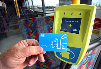 public transport ticketing