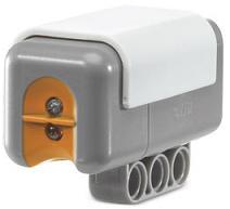 Light Sensor... http://www.generationrobots.com/lego-light-sensor-robot-mindstorms-nxt,us,4,Capteur-lumiere-NXT-9844.cfm