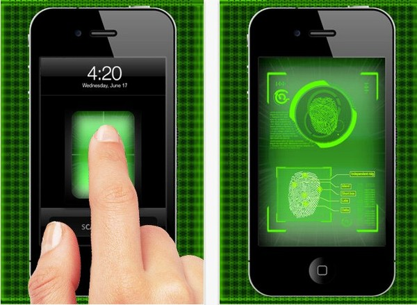 Possibility of the iPhone 5S and 6 to have fingerprint sensor.