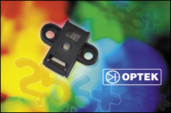 Reflective Color Sensor from OPTEK Technology