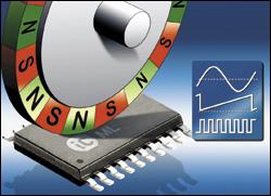 Linear Position Sensor IC