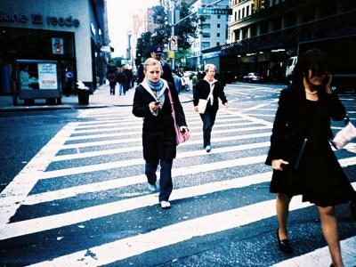 Caminabilidad en las ciudades