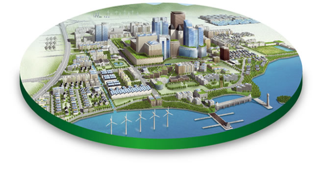 smart city using alternative energy