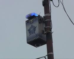 Chicago's Blue Light Cameras.