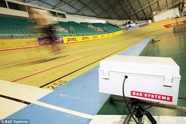 Cycling identification system used in London Olympic 2012