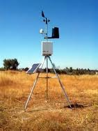 weather sensor equipment