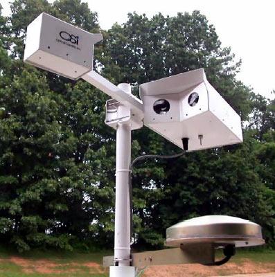 weather sensor in advance