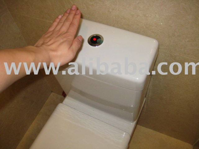 auto flushing sensor