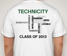 TECHNICITY - CLASS OF 2013