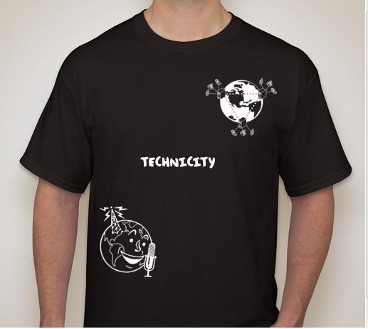 Simple design for Technicity course.