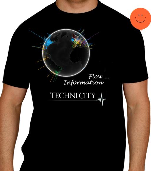 Information Flow .... Google Chrome Experiment ....
