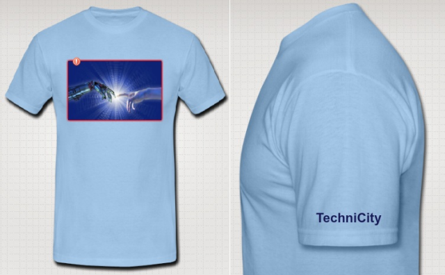 technicity blue