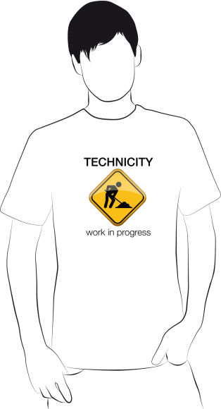 Technicity planning is a work in progress