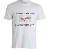CHANGE YOUR MIND <br/>CHNAGE YOUR CITY