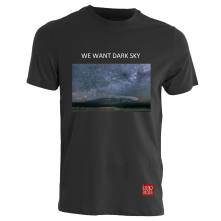 WE WANT DARK SKY