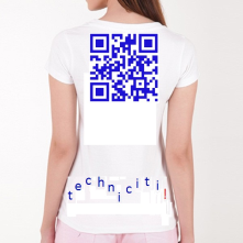 QR- code leads to TechniCity page