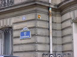Use Paris, France Street naming methods in Developing Countries
