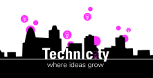 Great ideas grow in cities where collaboration and conversation is celebrated - keep up the chatter!