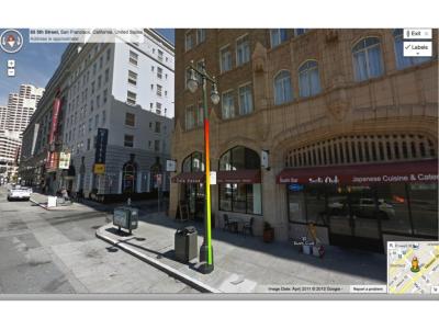Street Sensing