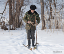 The best inter-village technology in winter