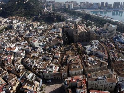 Hyperlapse / Historic Center, Málaga