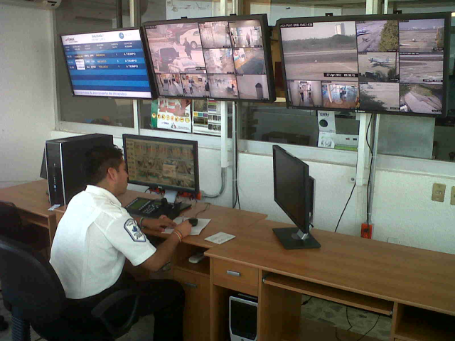 Security Access Control, Fire detection , CCTV,  Public Address Systems working as one in a Building integration System