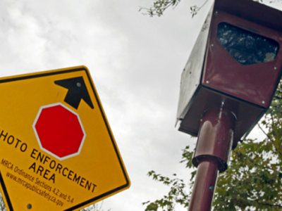 Stop Sign Cameras in Los Angeles