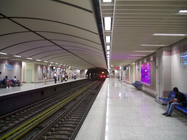 Metro of athens!!!