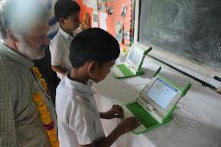 One laptop per child project at Indian schools