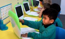Technology classes a part of school curriculum