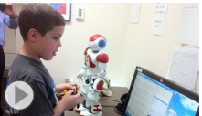"Robot Aids in Therapy for Autistic Children<br/>http://online.wsj.co<wbr/><span class=""wbr""></span>m/article/SB10001424<wbr/><span class=""wbr""></span>12788732458200457845<wbr/><span class=""wbr""></span>6681984219240.html"