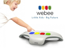 Keyboard for young children