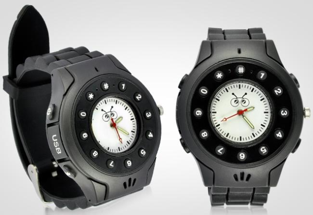 GPS Mobile Phone Watch For Kids