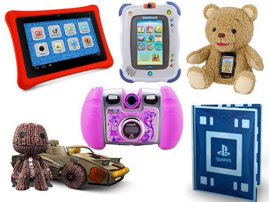 Tech toys for whizz kids