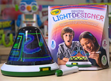 "Crayola Digital Light Designer<br/>http://www.crayolast<wbr/><span class=""wbr""></span>ore.com/"