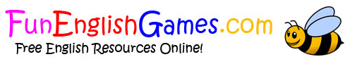 http://www.funenglishgames.com A lot of fun ways to learn English online
