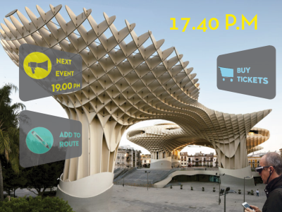Tourism and Technology in Seville