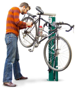 service stations for bikes