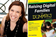 Clearly this is a growing field, as there are how-to books for adults on how to raise a Digital Family