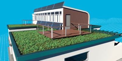 Rooftop Gardening Automated!