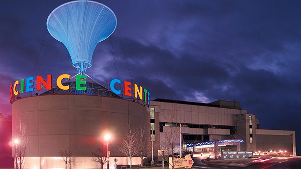 I love the Carnegie Science Center in Pittsburgh - it's a great place for kids and a great place for ideas to begin and flourish!