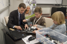 RoboCAMP Academy is a place where children ages 6 to 14 learn the secrets of robotics and programming | Poland