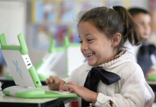 Plan Ceibal. An OLPC innitiatve with Uruguayan government to give a laptop to each student from public school