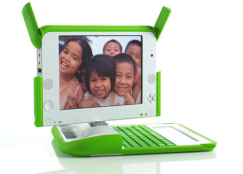 OLPC laptops to schools