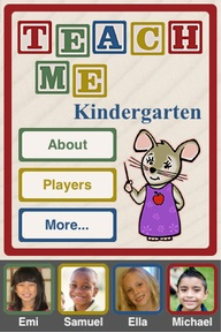 Tech for kindergarden