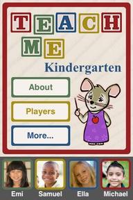 Tech for kindergarden