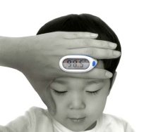 Temperature meter for kids